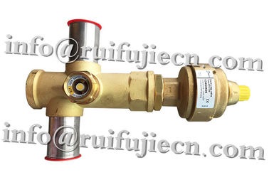 China ETS25 Electronic Expansion Valve For Air Conditioner supplier