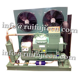 China Bitzer air cooled Condensing Unit 4NES-20Y for cold room , 20HP R404a supplier