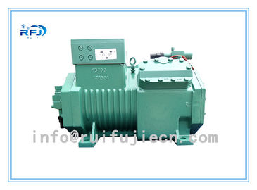 8.5A 3HP Bitzer Piston Compressor Semi Hermetic 2cc - 3.2 Good reliability