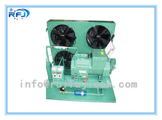 China Freezer room  8HP R404a Bitzer Refrigeration Condensing Units 4TES-9Y 7kw 4TCS-8.2Y supplier