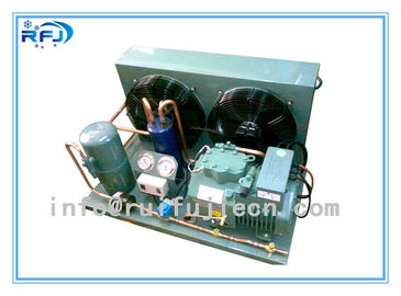 China 4FC-5.2Y Air Cooled Low Temp Condensing Unit Refrigeration Semi Hermetic Compressor 440V / 60HZ / 3 phase supplier