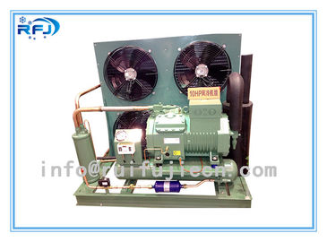 China 10hp Bitzer Refrigeration Condensing Units for chiller room 4VES-10 R22 supplier