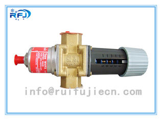 China Water Valves Condensing Pressure Refrigeration Controls WVFX10 003N1105 CE R22,R134a,R404A,R12,R502 supplier