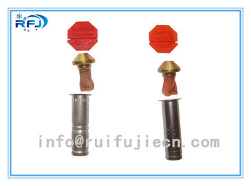 China Orifice assembly Refrigeration Compressor Parts Thermostatic Expansion Valves Orifice NO.0-6 supplier