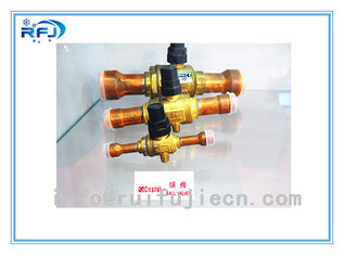 China Compressor Oil Level Indicator ,  Sight Glass / Moisture Indicator SGI / SGRI /SGN / SGRN series supplier