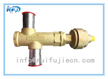 China CE, ROHS / ETS100 034G0506  Refrigeration Valves ETS100 R22, R134A, R404A, R407c, R410A supplier