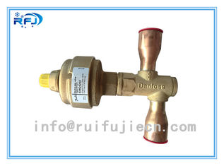 China ETS Series Air Conditioner Expansion Valve  ETS250 034G2601 CE, ROHS R22 , R134A , R404A , R410A supplier