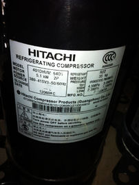China 401DHV-64D1 Hitachi Scroll Compressor For Refrigeration , 5.1kw Motor Input supplier