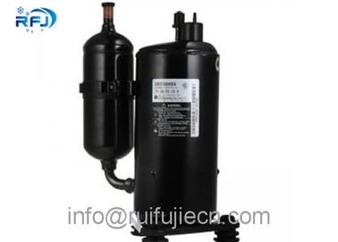 China Black 18000BTU Hermetic LG AC Rotary Compressor for refrigerator , QP425P supplier