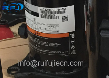 China 4HP Copeland Compressor Refrigeration PH3 50hz 380-420v / 60hz ZB29KQE-TFD-558 supplier