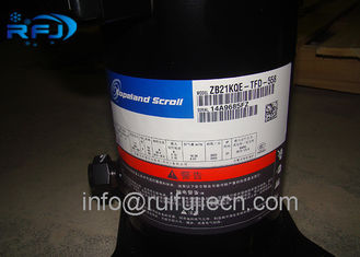 China ZB21KQE-TFD-524 Low Noise Copeland Scroll Compressor 3HP 380V/50Hz R404A supplier