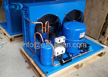 China Maneurop Refrigeration scrool compressor Condensing Units For R134a/R22/R404/R507c  MT50/MTZ50 380V/50HZ 3HP supplier