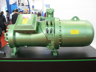 China Green And Big Bitzer Screw Compressor With R-22 R-134a R407C , CSW7583-100(Y) supplier