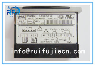 China 110volt - 230V Dixell Thermostat controller , Digital Temperature Controller XR Series XR03CX-5N0C1 supplier