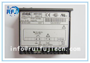 China DIXELL Digital innovative temperature controller with off cycle defrost 110, 230Vac XR Series XR10CX ,XR20CX,XR60CX supplier