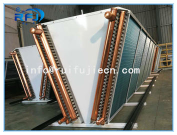China Freon Refrigeration Unit Condole Air Cooler Technology Parameters DL-27.6/125 supplier