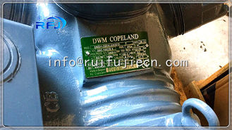 China DWM Copeland AC Semi Hermetic Refrigeration Compressor D6DH-350X-AWM/D supplier