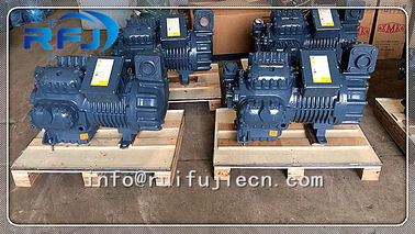 China Belgium Semi Hermetic Refrigeration Compressor D6DT-200X 20HP Horse Power supplier