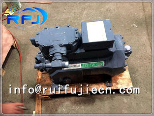China R404a 5hp Semi Hermetic Refrigeration Compressor for water cooler unit D2DB-50X supplier