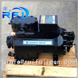 China 7.5hp dwm copeland compressor D3DC-75X R404 R407C Refrigerant Black Color supplier