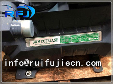China Discus Compressor Copeland Semi Hermetico , Copeland Compressor Hermetic D2DC-500 supplier