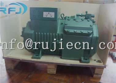 China 6JE-33 Industrial Bitzer Air Compressor Condensing Unit 25HP Power 6 Cylinders supplier