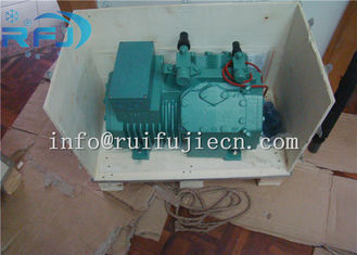 China 3 Motor 6HP 134a Bitzer Piston Compressor 4VES-6Y Refrigeration Parts For Cool Room 4VES-7Y supplier