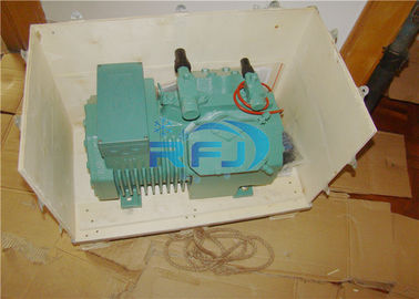 China R404a 4DES-5Y Bitzer Reciprocating Compressor Semi Hermetic For Truck Refrigeration Unit 4DC-5.2Y supplier