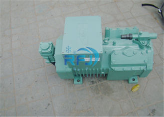 China Semi Hermetic Bitzer Piston Compressor 4FES-3Y 380v-420v 50Hz High Efficiency Profile supplier