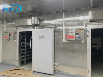 China Commercial Industrial Cold Room Walk In Refrigeration Cold Room Volume Exterior supplier