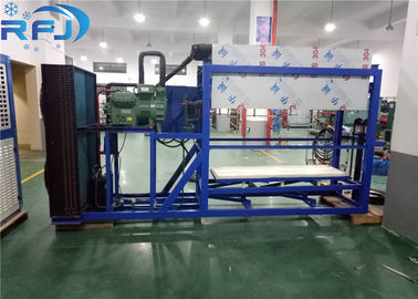 China Marine Water Flake Ice Machine Refrigeration Equipment Stainless Steel Generator supplier