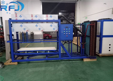 China Big Water Cooling Flake Ice Machine 10 Tons Refrigerant Long Lifespan For Seafood supplier