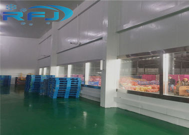 China Large Industrial Cold Room Copeland / Bitzer Compressor With Large Storage Capacity supplier