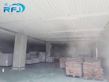 China 380V/3P/50Hz Cold Room Refrigeration Cooler B2 Insulation Material New Condition supplier