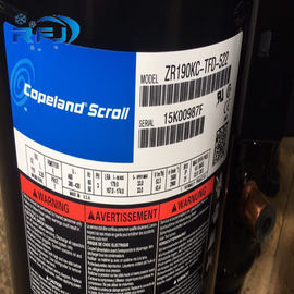China 30HP Copeland Scroll Compressor Black Color Zr380kc-Twd-522 Video Technical Support supplier