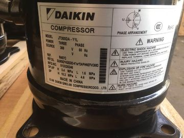 China 3HP Daikin Scroll Compressor , Ac Scroll Compressor JT90BCBY1L For Air Conditioner supplier