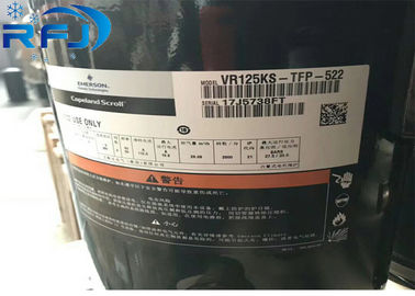 China VR125KS-TFP Copeland Refrigeration Scroll Compressor Double Flexible Design supplier