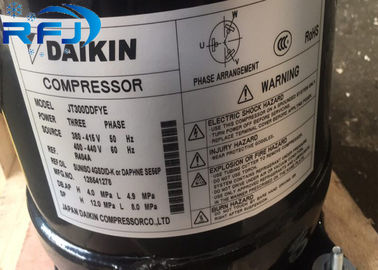 China Hermetic Daikin Scroll Compressor Refrigeration Acc JT335DAY1L With CE Certification supplier