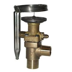 China Thermostatic expansion Danfoss Valves Model T5 - With Interchangeable Orifice Assembly supplier