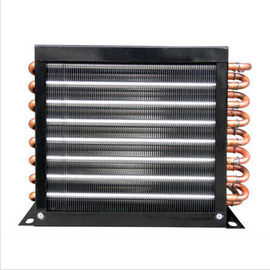China FNA-1.15/5.2 1 fan refrigeration condenser coil  for condensing unit 220v  50/60hz  40W  400*130*280mm supplier