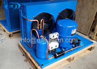 China Maneurop Refrigeration scrool compressor Condensing Units For R134a/R22/R404/R507c  MT50/MTZ50 380V/50HZ 3HP factory