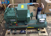 Water Cooled Bitzer 4FES-5Y Semi Hermetic Compressor Condensing Unit For Cold Room