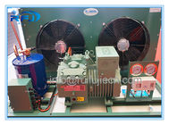 China Technical Data Of Bitzer Air Cooled Refrigeration Condensing Units / Compressor Condenser Unit factory