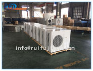 24000W Standard Air Cooled Condenser In Refrigeration , Corrosion Resistance DD-37.2/200