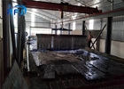 Snowell Industrial Flake Ice Machine1 To 30 Tons 1.5~2.2mm Thickness For Fish