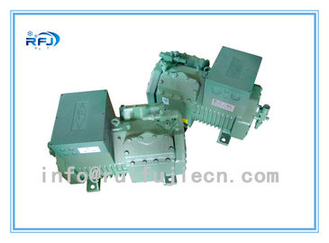China Bitzer refrigeration compressor 4FC-3.2 , Semi Hermetic refrigerator compressor distributor