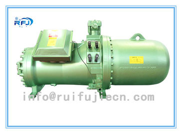 China 35 HP Bitzer Piston Compressor GREEN Commercial Project Compressor CHS6553-35Y distributor