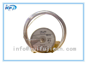 China Danfoss Thermostatic Electronic  Expansion Valve  TGEX, TGEN,TEX,TES,TGEZ,TX,TZ,TS,TN,TEZ,TEN Series CE/ROHS/FCC/SGS distributor