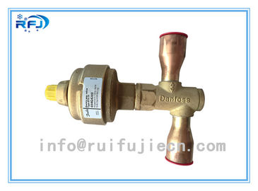 China ETS Series Air Conditioner Expansion Valve  ETS250 034G2601 CE, ROHS R22 , R134A , R404A , R410A distributor