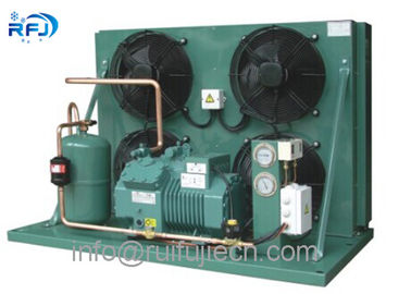 China R404a Air Cooled Condensing Unit For Cold Storage With Bitzer Compressor 4EES-6Y 4TES-12Y 6HE35Y distributor